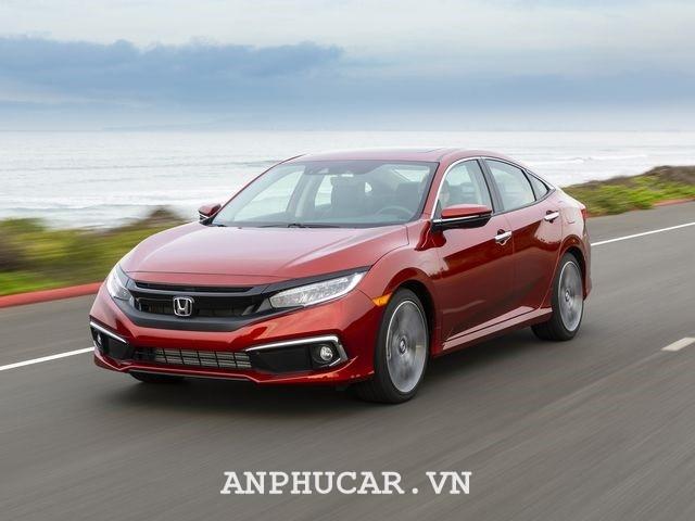Honda Civic 2020 gia xe