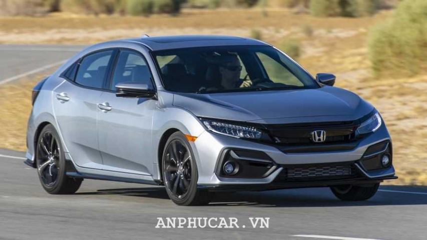 Honda Civic 2020 mua xe