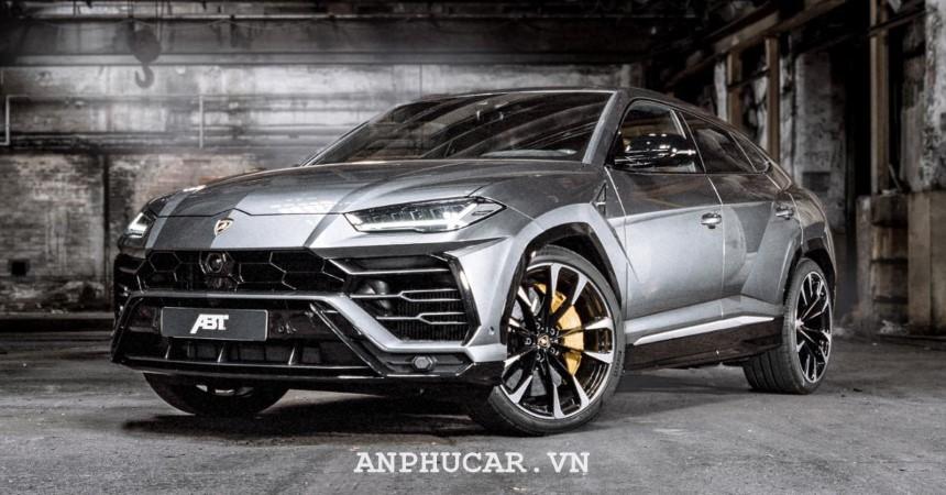Lamborghini Urus 2020 gia lan banh ra sao