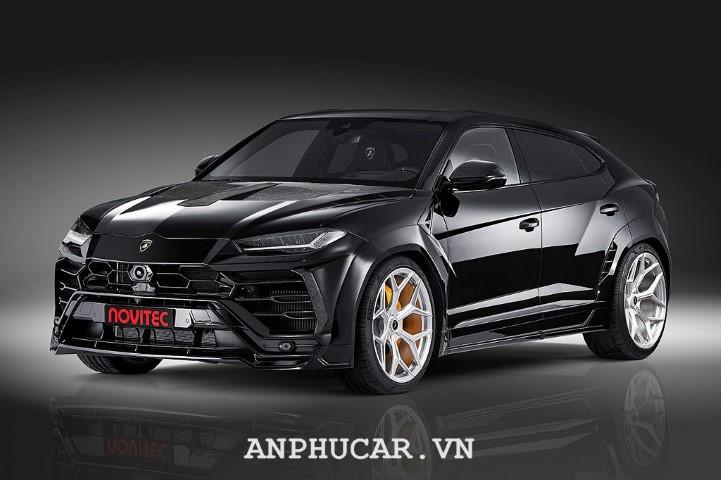 Lamborghini Urus 2020 gia xe bao nhieu