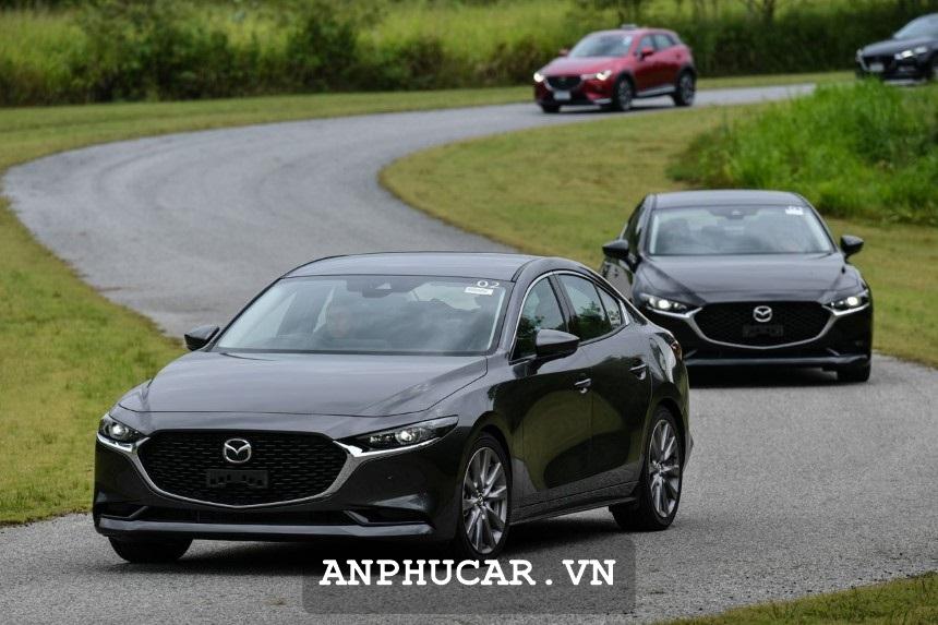 Mazda 3 2020 Gia Ban