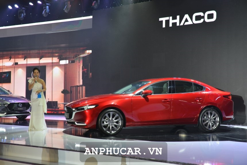 Mazda 3 2020 Ngoai That