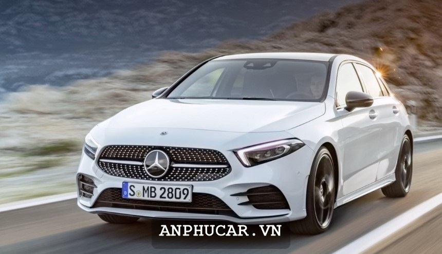 Mercedes A200 Class 2020 Ngoai That