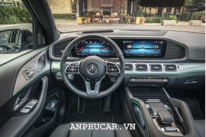 Mercedes GLE Coupe 2020 gia lan banh