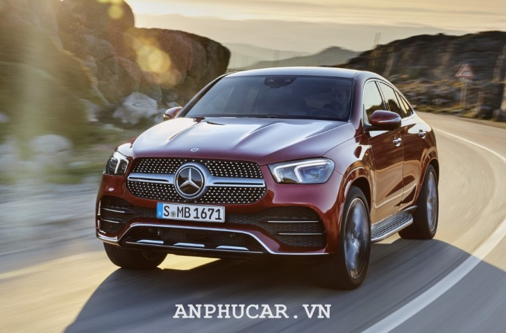 Mercedes GLE Coupe 2020 khuyen mai