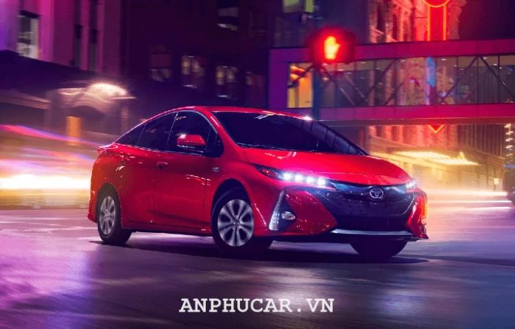 Toyota Prius Hybrid 2020 thiet ke xe