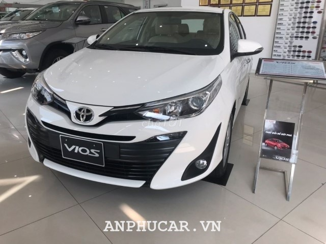Xe hơi chạy dich vu Toyota Vios 2020