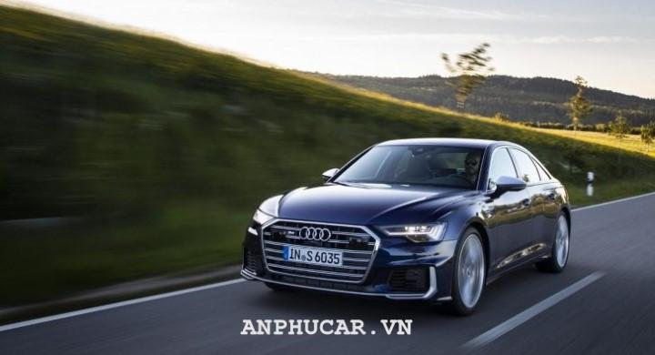 Audi A6 gia lan banh bao nhieu