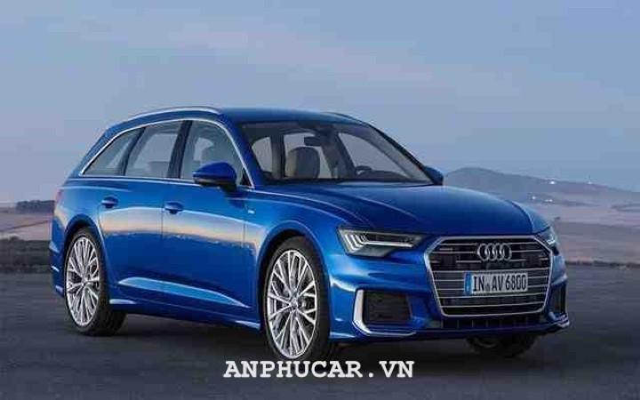 Audi A6 tra gop