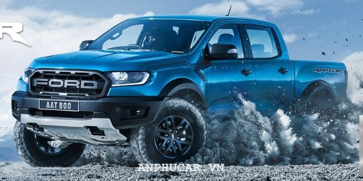 Ford Ranger Raptor 2020 bang gia xe