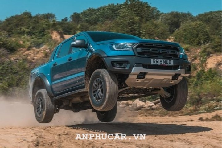 Ford Ranger Raptor 2020 gia bao nhieu