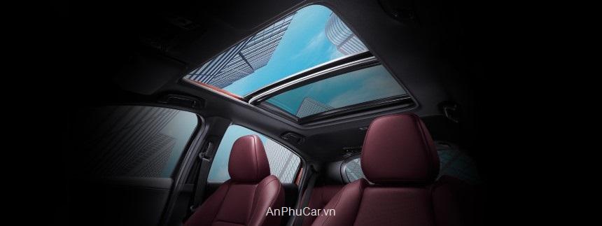 Honda HRV 2020 Cua So Troi
