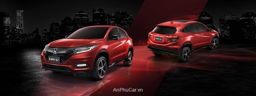 Honda HRV 2020 Tong Quan