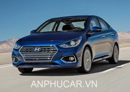 Hyundai Accent 2020 So Tu Dong Dau Xe