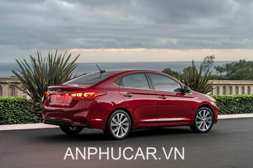 Hyundai Accent 2020 Duoi Xe