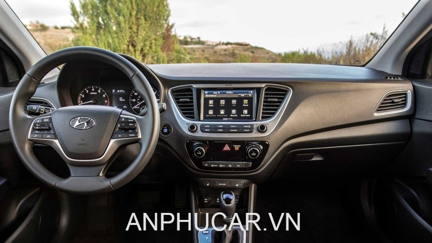 Hyundai Accent 2020 Noi That