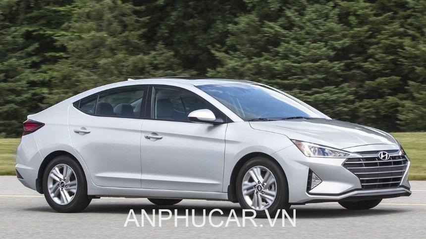 Hyundai Elantra 2020 Than Xe (