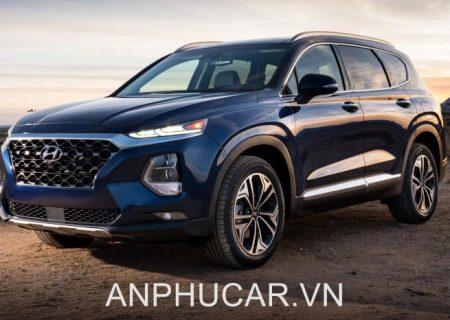 Hyundai Santafe 2020 Ngoai That