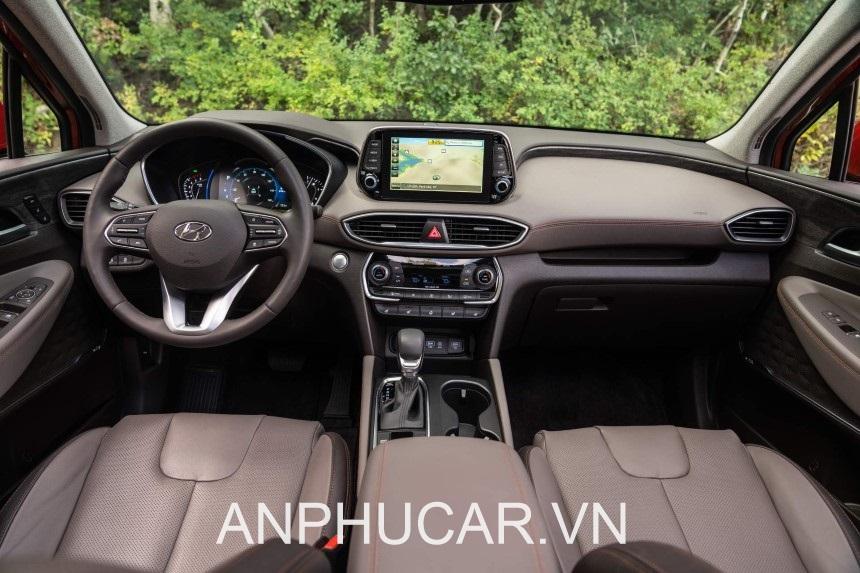Hyundai Santafe 2020 Noi That