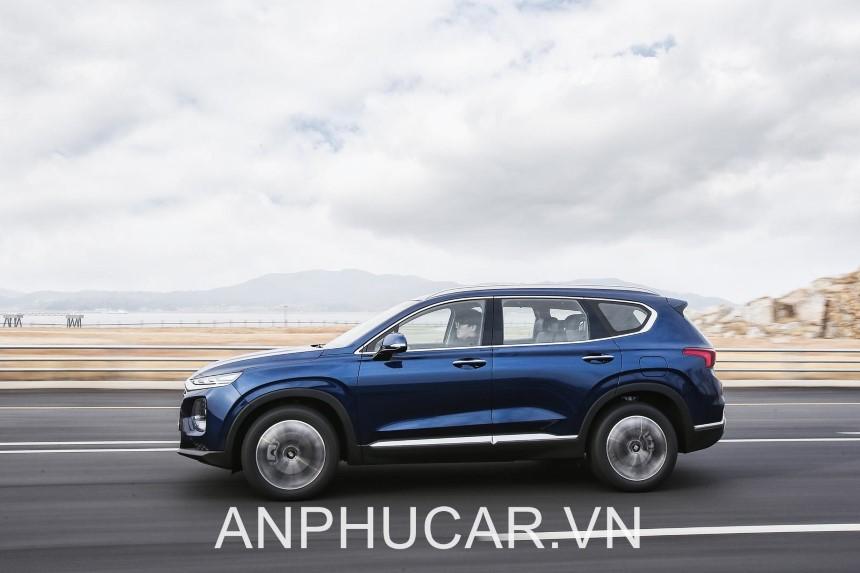 Hyundai Santafe 2020 Than Xe