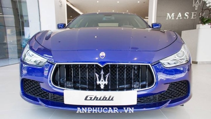 Maserati Ghibli 2020 4 cho