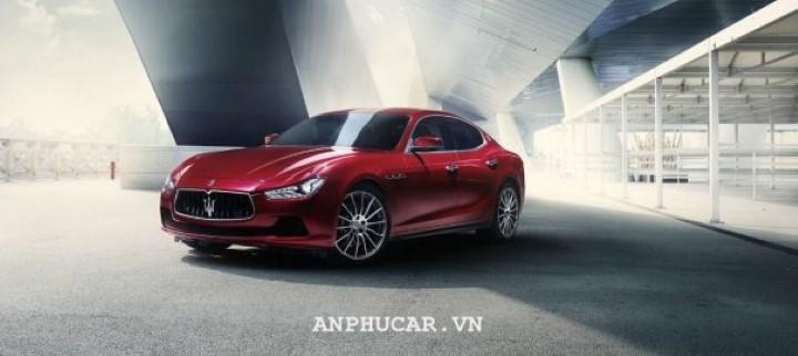 Maserati Ghibli 2020 thiet ke