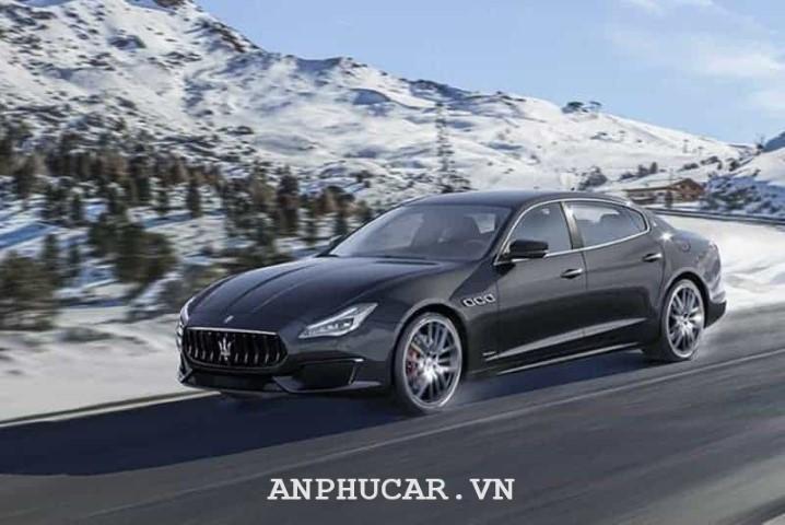 Maserati Quattroporte 2020 gia xe
