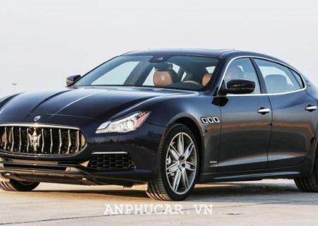 Maserati Quattroporte 2020 thiet ke