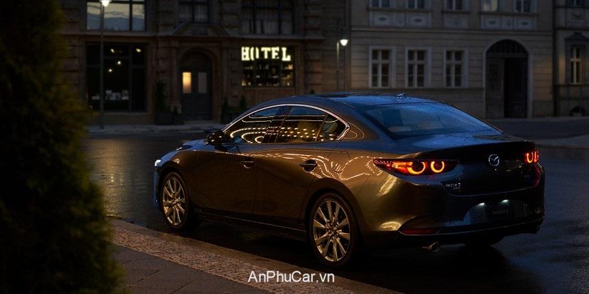 Mazda 3 2020 Duoi Xe