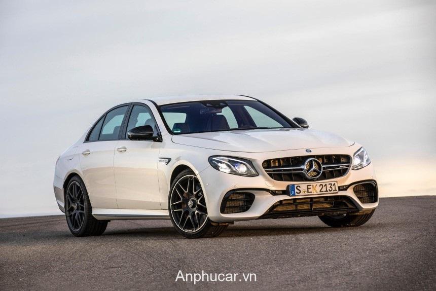 Mercedes AMG E63 2020 Tong Quan
