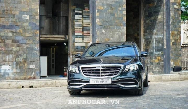 Mercedes Maybach S450 2020 khuyen mai