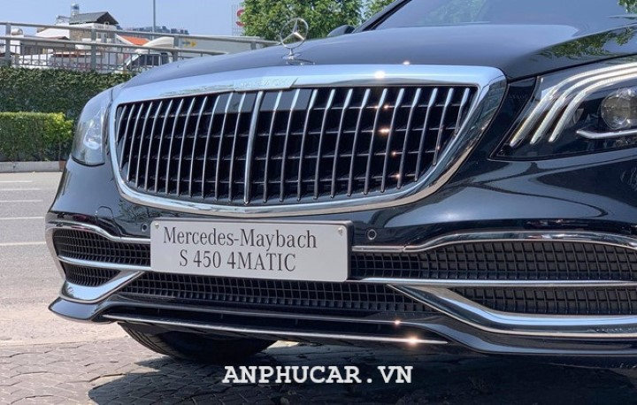 Mercedes Maybach S450 2020 luoi tan nhiet moi