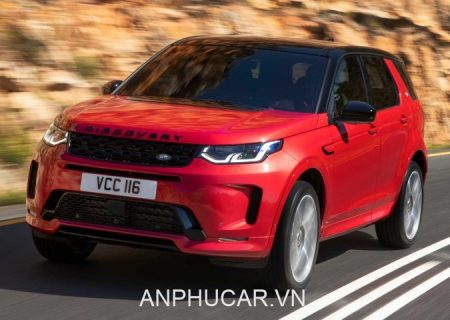 SUV Land Rover Discovery 2020