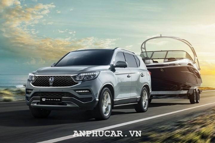 Ssangyong Rexton 2020 mua xe