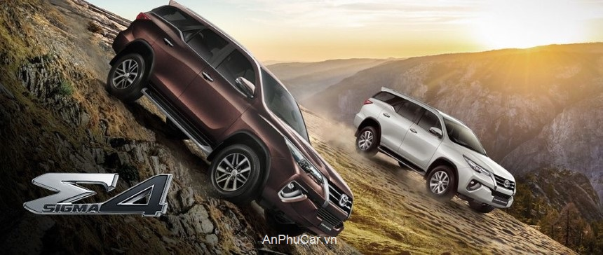 Toyota Fortuner 2020 An Toan