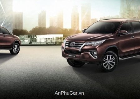 Gia Xe Toyota Fortuner 2020 Tong Quan