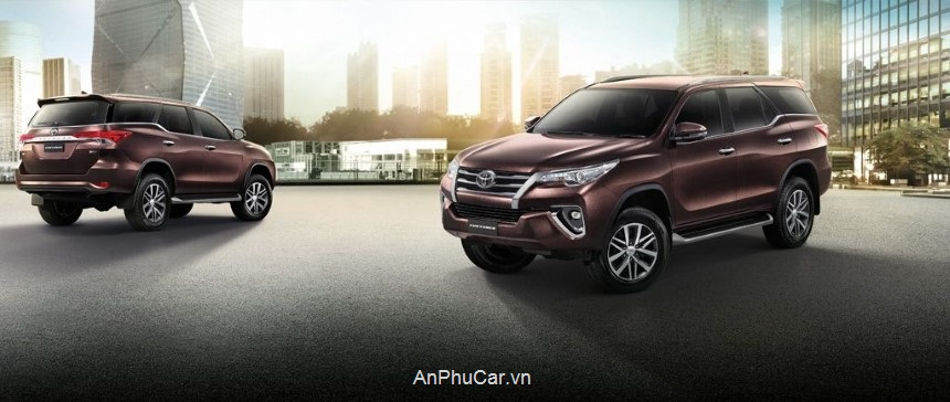 Giá xe fortuner 2020