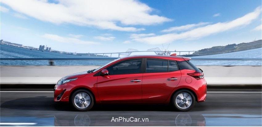 Toyota Yaris 2020 Dong Co