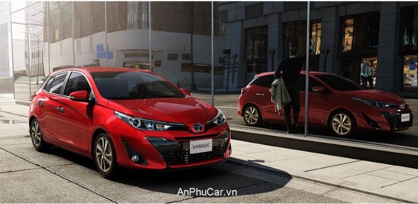 Toyota Yaris 2020 Hong Xe