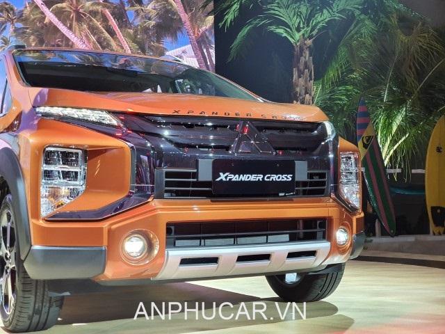 dau xe Mitsubishi Xpander Cross 2020