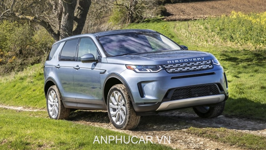dau xe SUV Land Rover Discovery 2020
