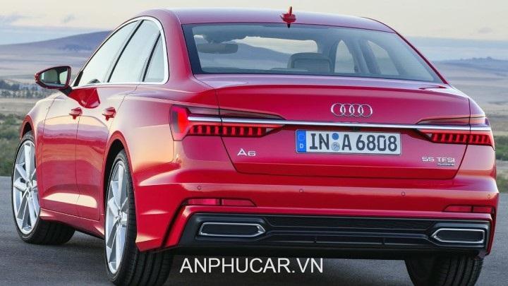 duoi xe Audi A6 2020