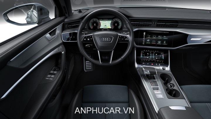 noi that Audi A6 2020