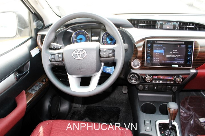 noi that Toyota Hilux 2020