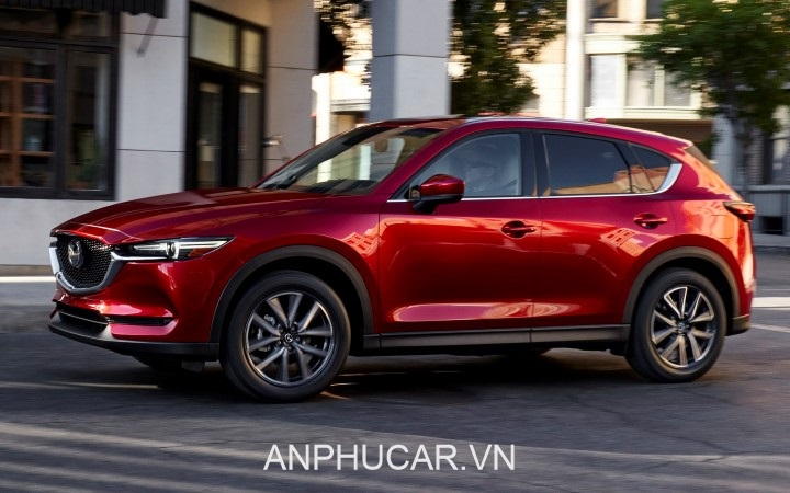 than xe Mazda CX-5