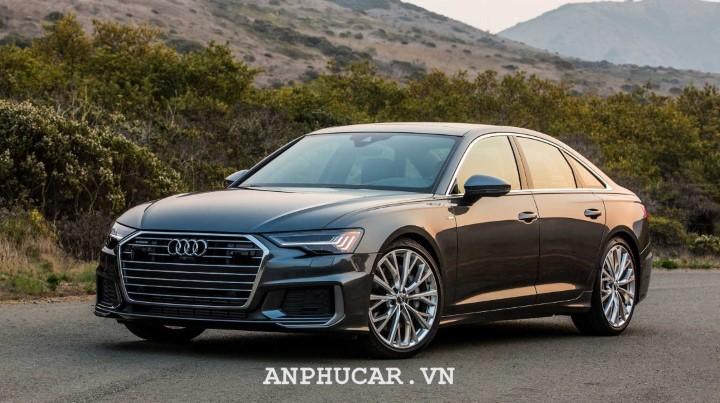 Audi A6 2020 gia lan banh bao nhieu