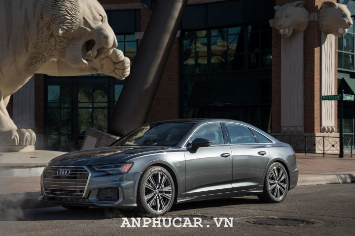 Audi A6 2020 gia lan banh