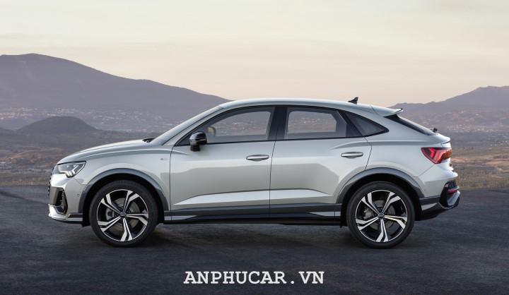 Audi Q3 2020 gia lan banh