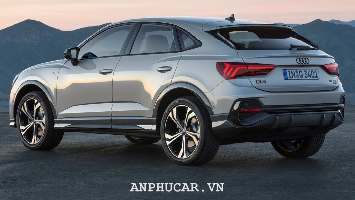Audi Q3 2020 thiet ke