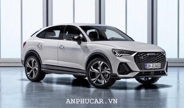 Audi Q3 2020 van hanh